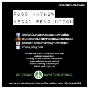 Vegan Revolution CD Insert